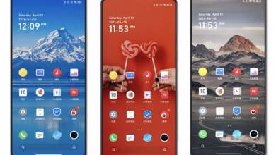 Xiaomi Mi Mix 4 Konzept