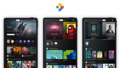 Google Android Spaces