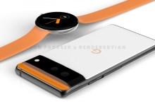 Google Pixel 6 Pro Pixel Watch