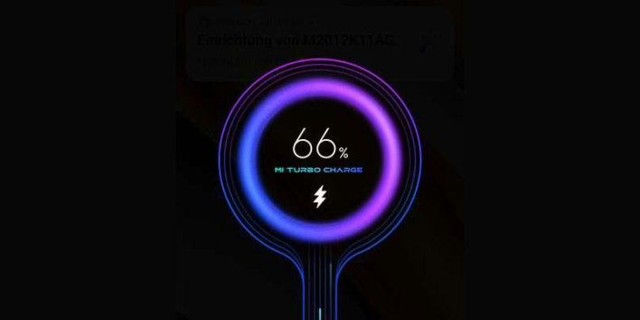 Xiaomi Poco F3 Akku