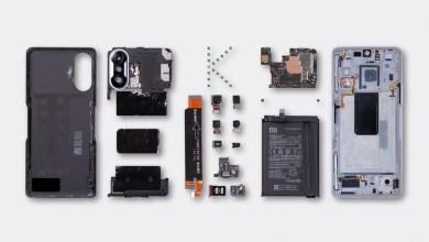 Xiaomi Redmi K40 Gaming Edition Teardown