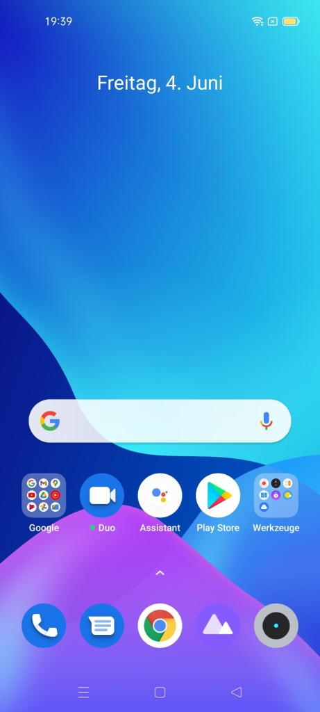 Realme GT 5G Android 11