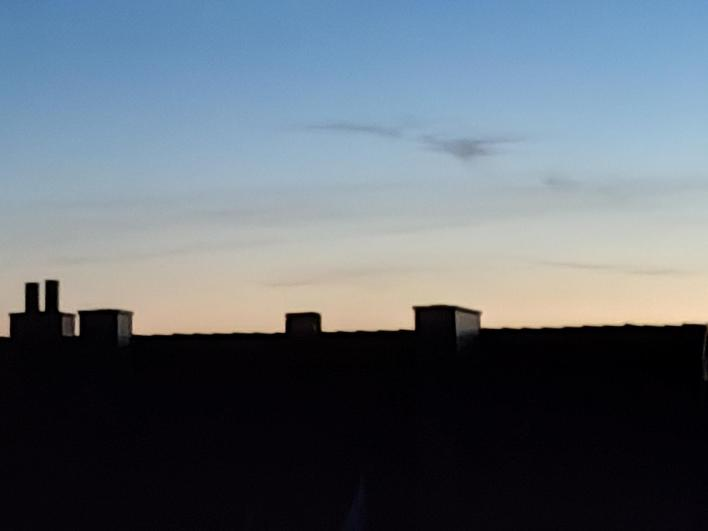 Realme GT 5G Test-Fotos Nacht