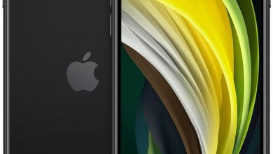 Apple iPhone SE 2020 64gb schwarz