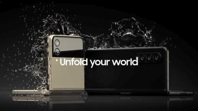 Samsung Galaxy Z Fold3 Flip3