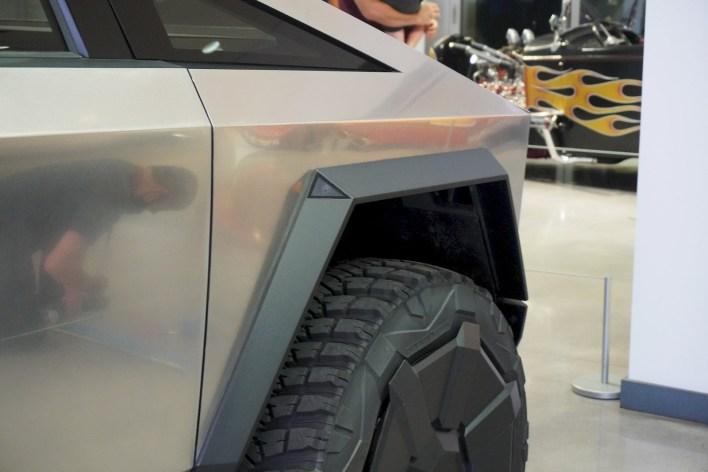 Tesla Cybertruck Kamera