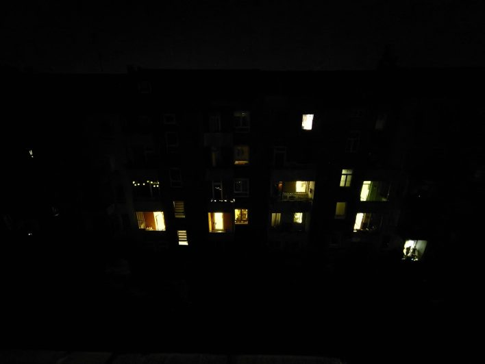 Vivo X60 Pro-Nachtfotos