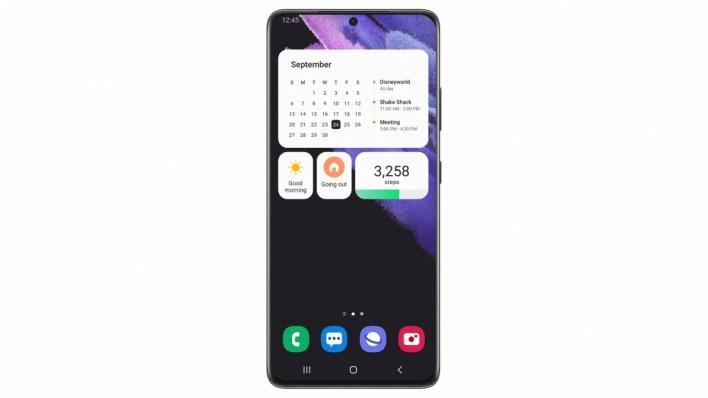 Samsung Android 12 One UI 4 Beta