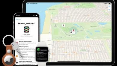 Apple Find My-App