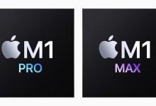 Apple M1 Pro Max-Chipsatz