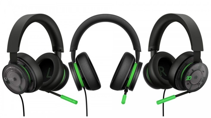 Microsoft Xbox 20th Anniversary Special Edition Headset