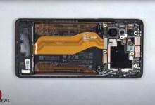 Xiaomi 11T Pro-Teardown