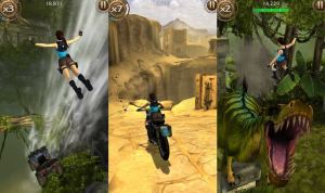 Lara Croft Relic Run Android