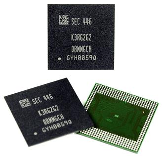 RAM-chips för mobila enheter