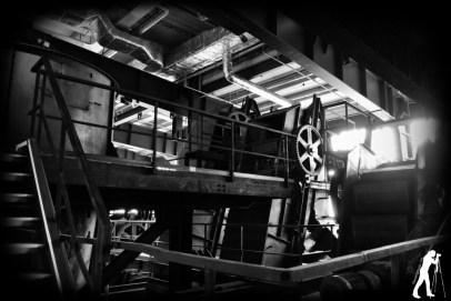 Zeche Zollverein Innen