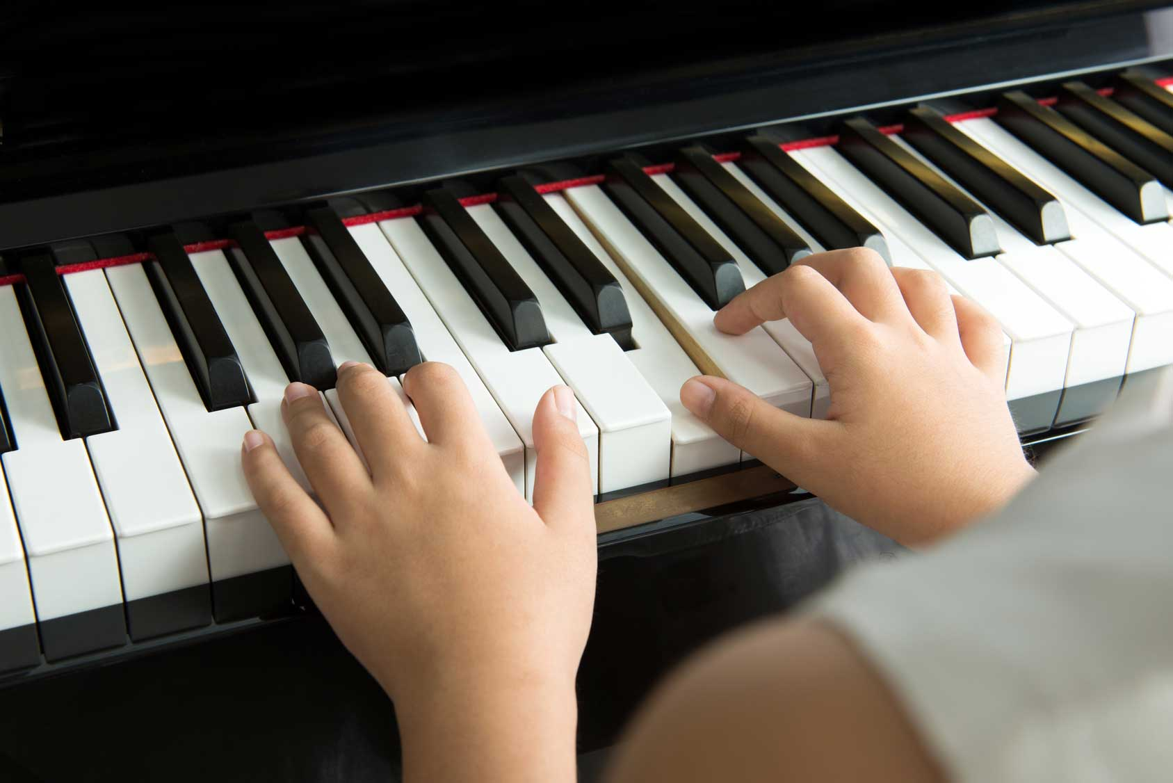 How Playing Piano Can Benefit Your Child's Future The