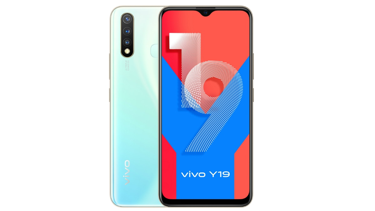 Vivo Y19 price