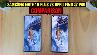 Photo of Samsung Galaxy Note 10 Plus vs OPPO Find X2 Pro
