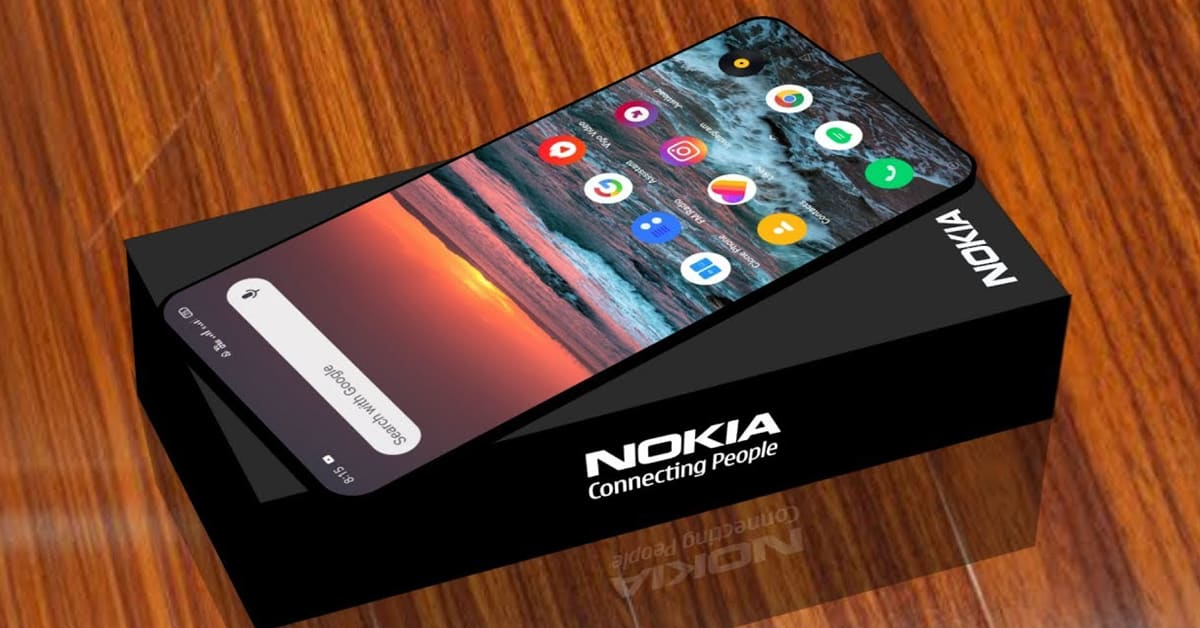 Nokia Maze Max II price and release date