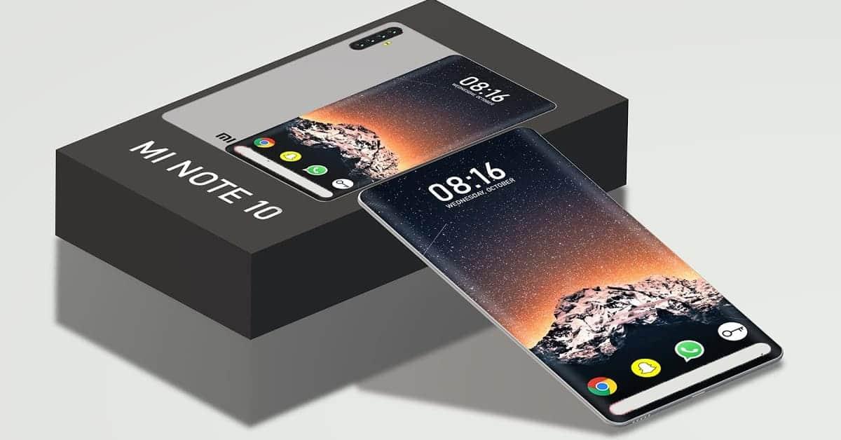 Xiaomi Mi Note 10 Lite vs. Vivo X50 Pro release date and price