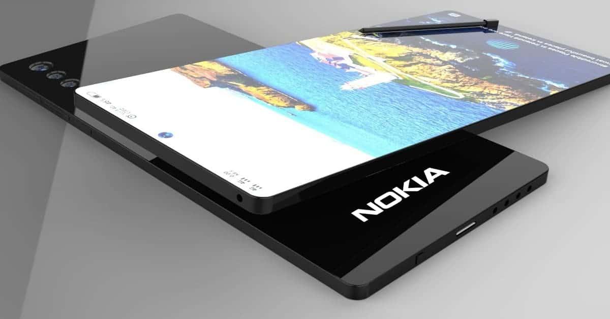 Nokia Edge Max vs. Realme 7i specs