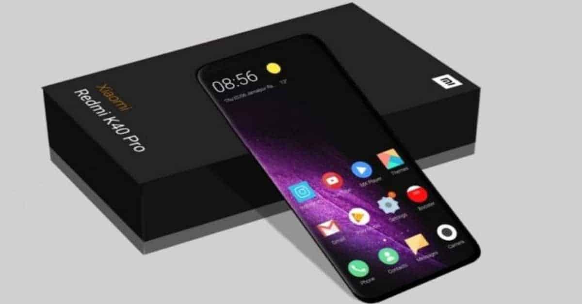 Xiaomi Redmi K40 release date and price