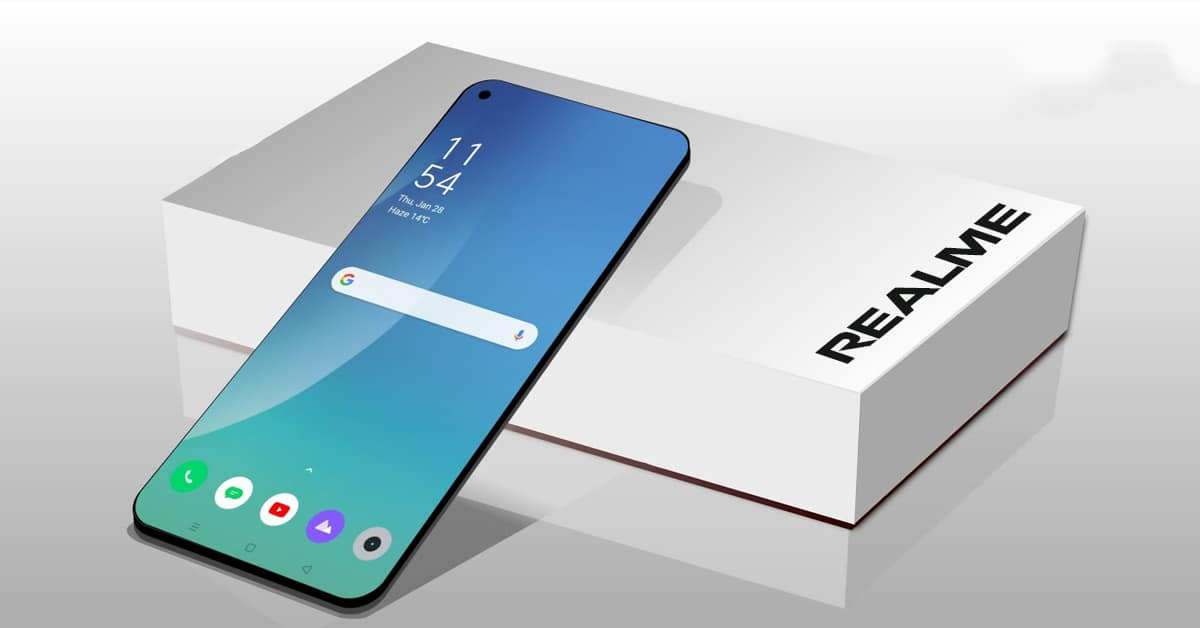 Realme GT 5G Master release date and price
