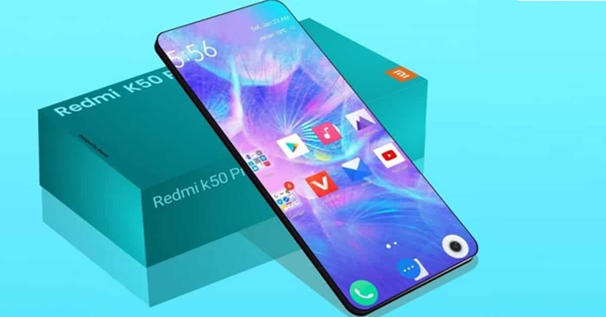 Xiaomi Redmi K50 Pro+ release date and price