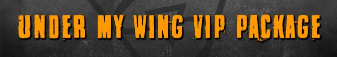 Under My Wing VIP Package