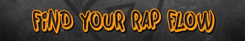 rap flow banner