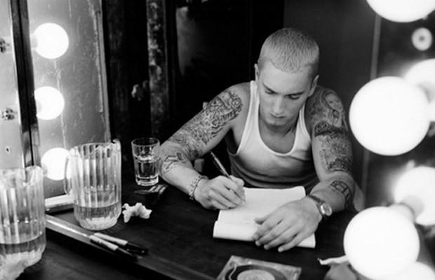 Rapper Write Simile Metaphor