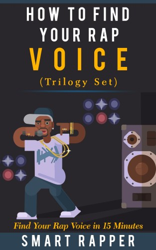 How To Find Your Rap Voice E-book Cover