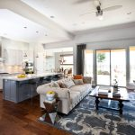 Combined Kitchen And Living Room Smartrenovations Kitchen Bath