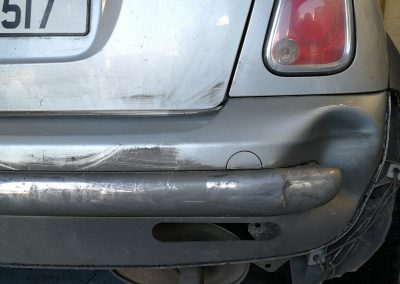 Bumper Crash Repair