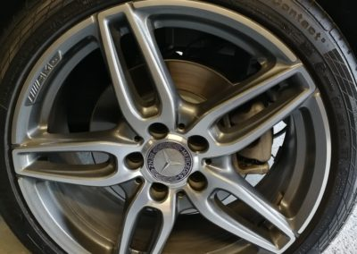 BMW Wheel Repair After Image