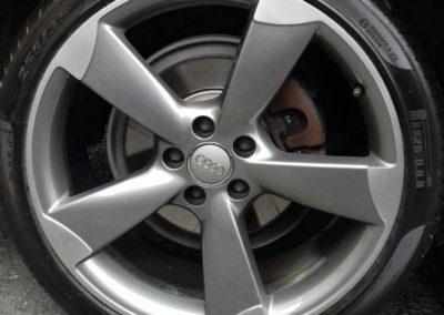 Audi Wheel Repair After Image