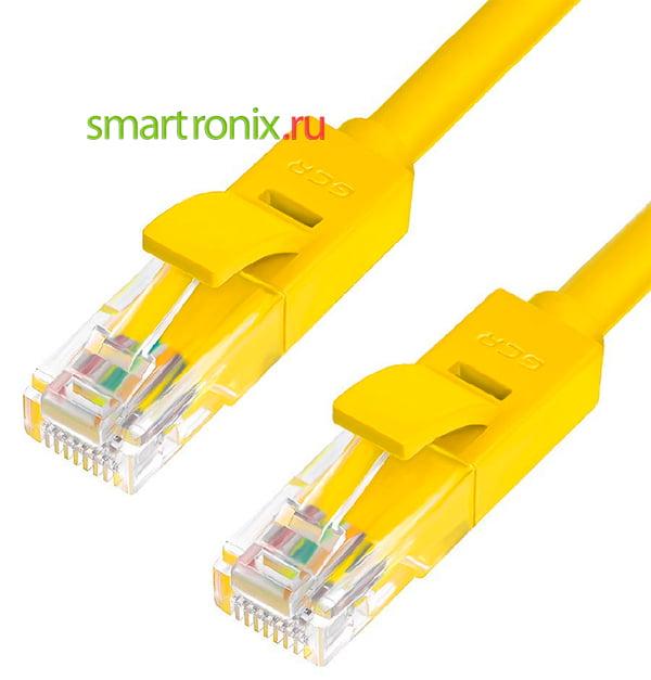 Menyambungkan TV pada kabel rangkaian