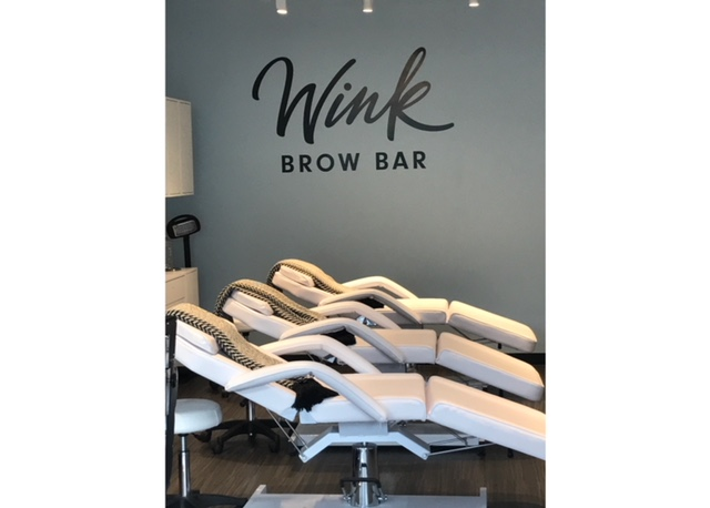 My Eyebrow Threading Experience, Wink Brow Bar