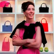 Kate Spade, what she taught me
