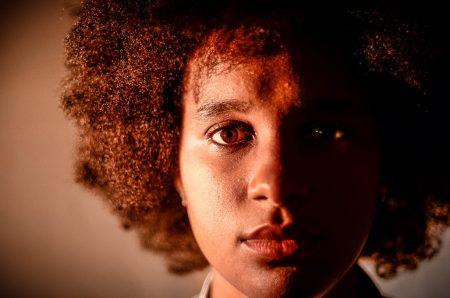 Natural Hair Impostor Afro