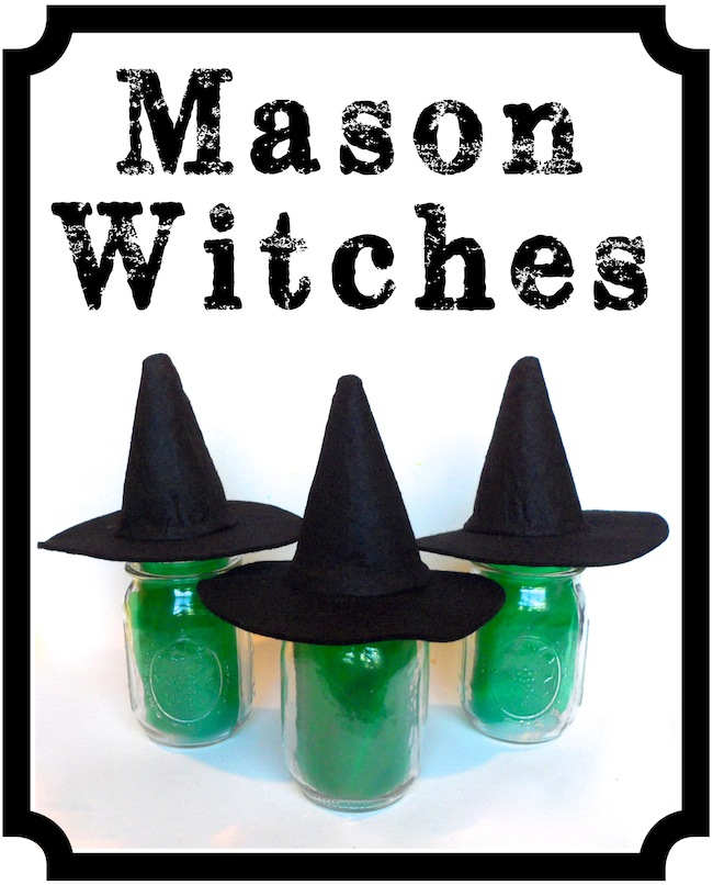 Mason Witches, by Smart School House