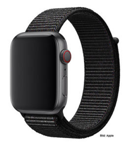 Apple Watch 4 Sport loop - Bild: Apple
