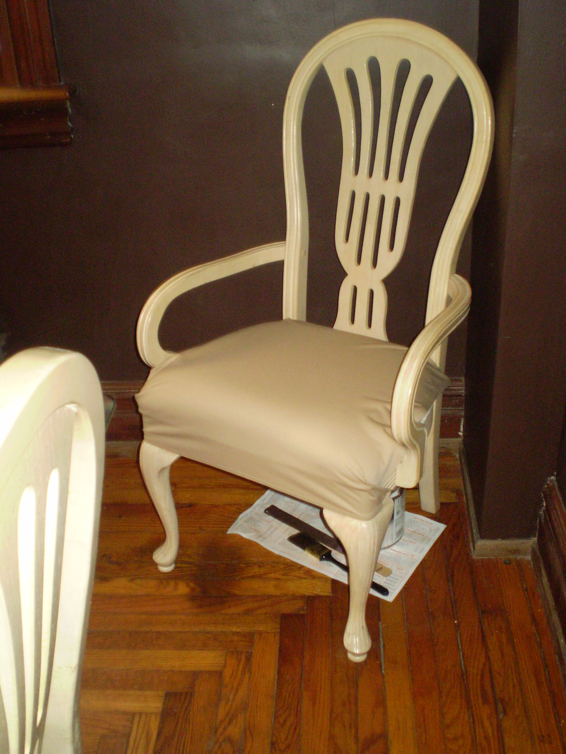 Plastic Seat Covers For Dining Room Chairs Dining Chair Protector Chair Pads And Cushions