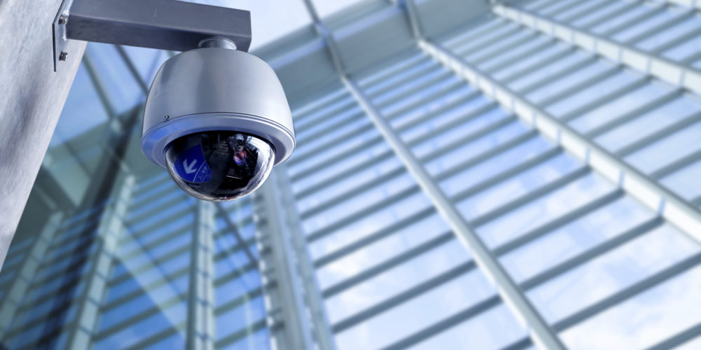 security camera equipment