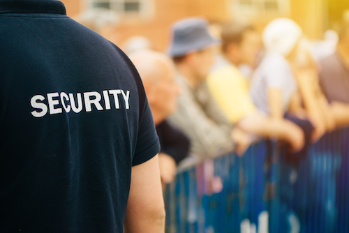 Choosing The Best Security Guard For Events