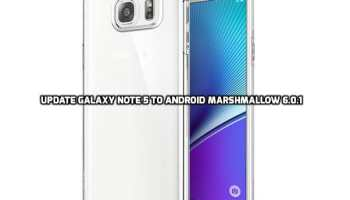 Download and install Android Marshmallow on Galaxy Note5 N920 v