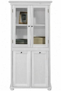 BATHROOM CABINETS WITH HAMPERS