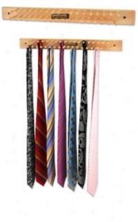 PDF DIY Wooden Necktie Rack Download wooden rack for ...