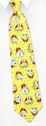 Sponge Bob Tie