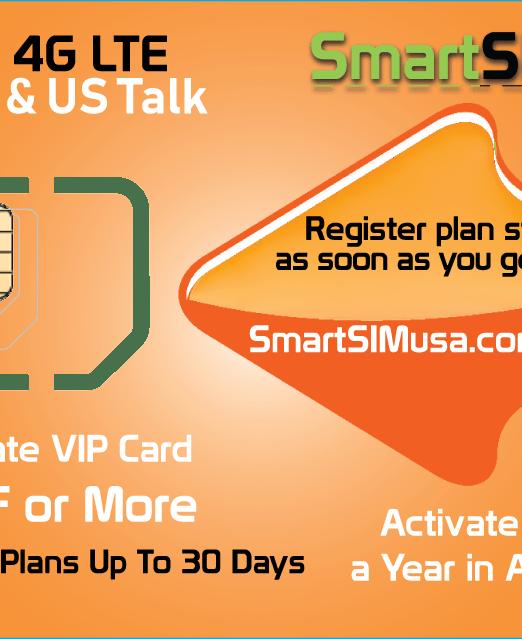 Smart Sim Basic Orange perfect